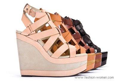 obuv barbara bui vesna leto 2011 21 Жіноче взуття від Barbara Bui