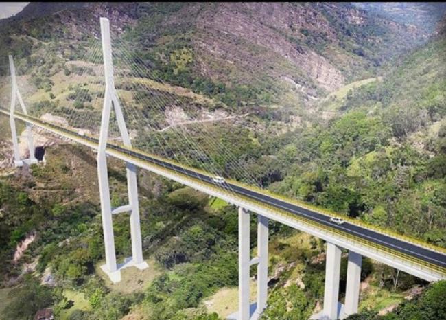 Del puente para allá es… otra realidad!!!