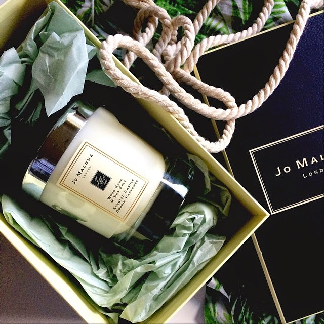 Try Jo Malone Wood Sage and Sea Salt for Free!