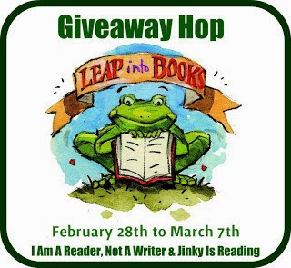 Leap Into Books