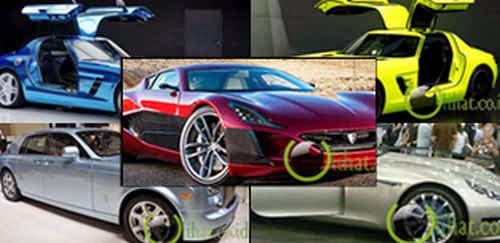 5 Mobil Supercar Listrik Termahal di Dunia 2014