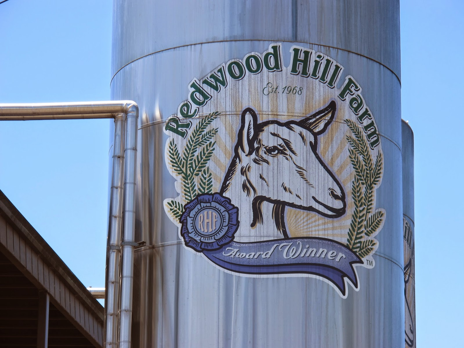 Redwood Hill Farm: Part 2 – The Creamery