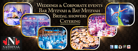 National Event Venue Banquet hall