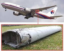Serpihan Di Pulau Reunion Sah Milik MH370