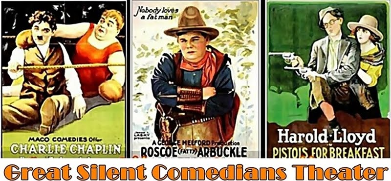 Great Silent Comedians Theater - FREE Classic Movies