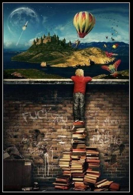 Para qué sirven los libros?