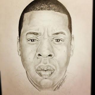 hip hop illustrations - rappers art design - devonte gleason
