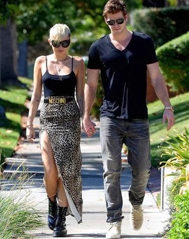 Miley Cyrus And Liam Hemsworth Pregnant Miley Cyrus pre...