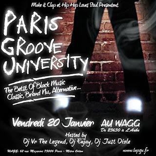 CONCOURS // Révisez vos classiques avec Paris Groove University