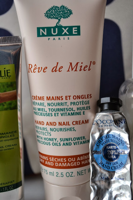 Nude Reve de miel hand and nail cream