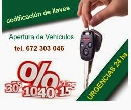 Cerrajero en Rincón de la Victoria abre coches