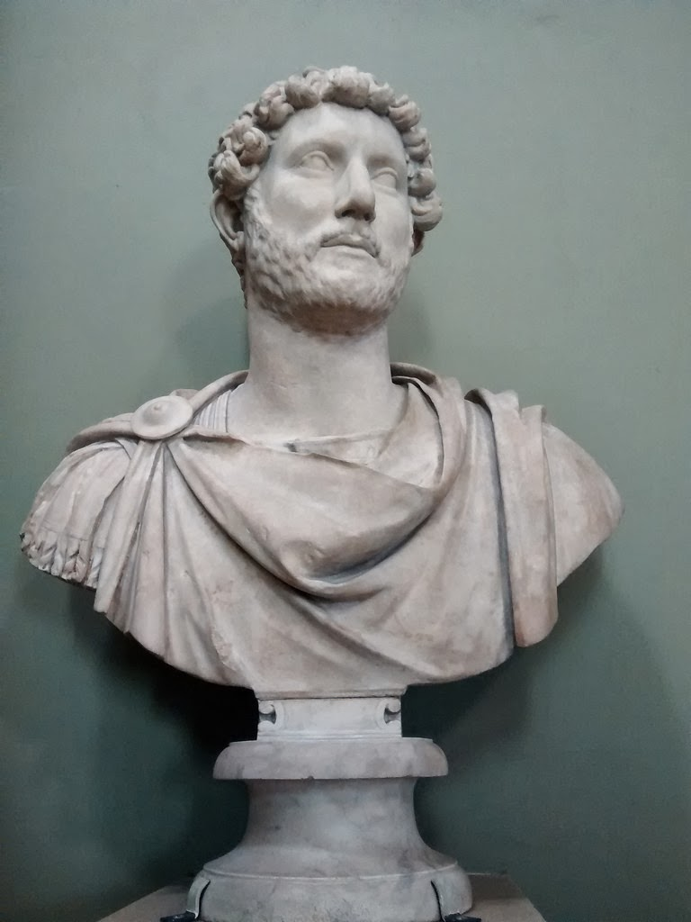 a biography of hadrian emperor of rome Hadrian was the roman emperor responsible for the wall across britain named  after him and much more.