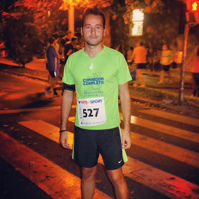 II Carrera Nocturna de Huelva. El running se vuelve popular en Huelva.