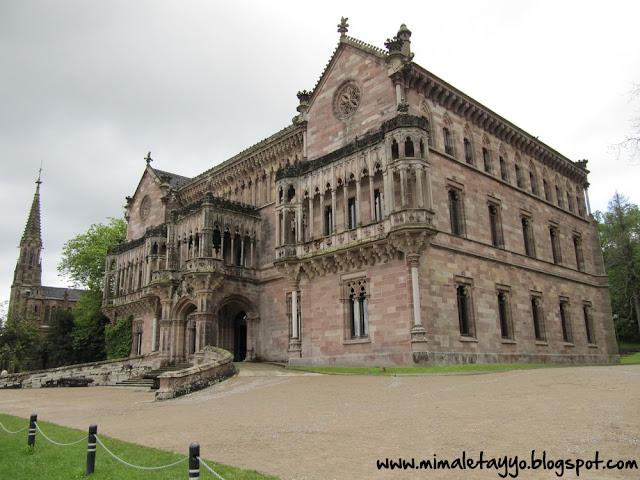 Palacio de Sobrellano, Comillas, Cantabria