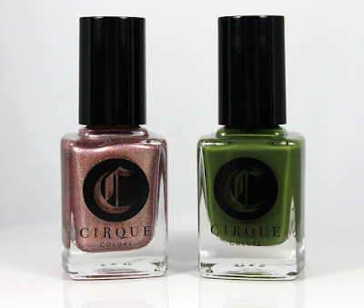 Cirque Colors Icon Duo Modern Muse & El Capitan