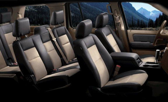 2011 Ford Explorer Increase Safety Features