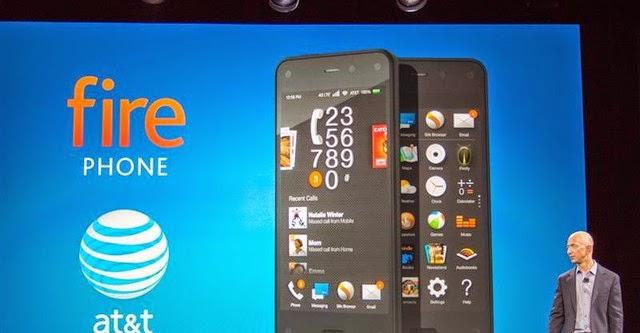 """Amazon thừa nhận Fire Phone """"sai lầm"""" về giá"""