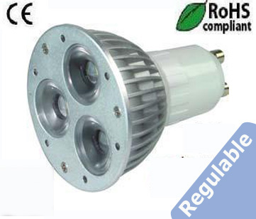 Iluminaci n led regular bombillas led - Bombillas led regulables ...