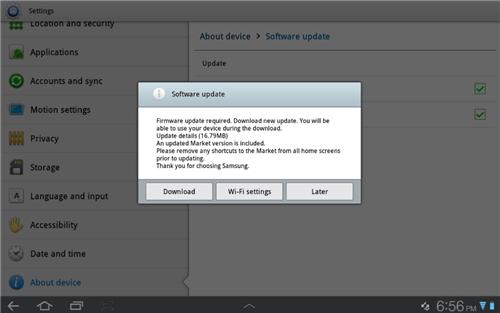 How To Upgrade Samsung Galaxy