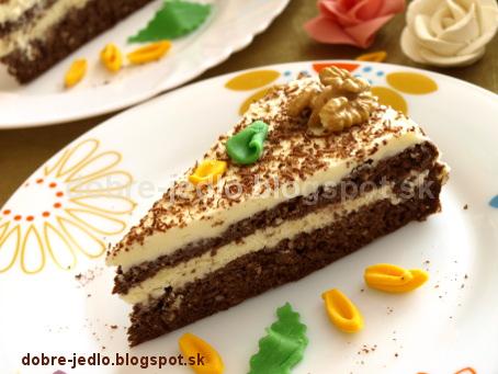 Mrkvová torta - recepty