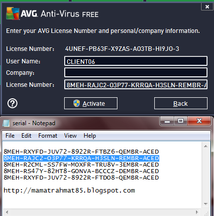 Cara Install AVG Internet Security 2013 Full Version