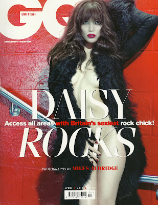 Daisy Lowe GQ Cover