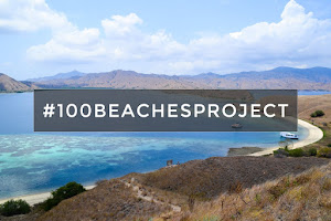 #100BEACHESPROJECT