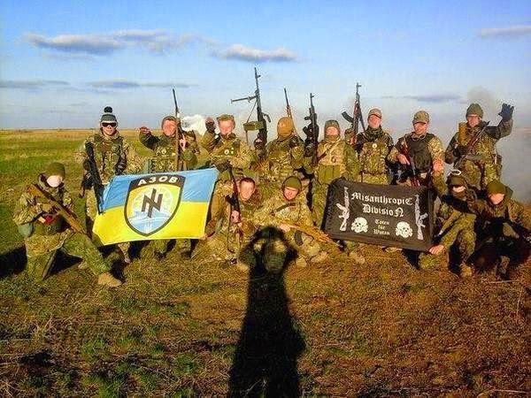 Ukrainische und schweizerische Nazis