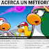 Nuevo diario | ¡Se acerca un meteorito!