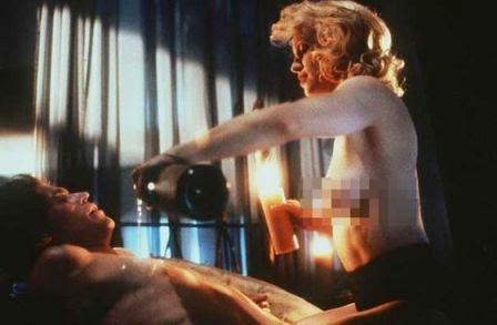adegan telanjang Body of Evidence