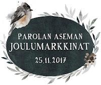 PAROLAN ASEMAN JOULUMARKKINAT KOHTA TÄÄLLÄ