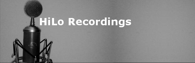 <center>HiLo Recordings</center>