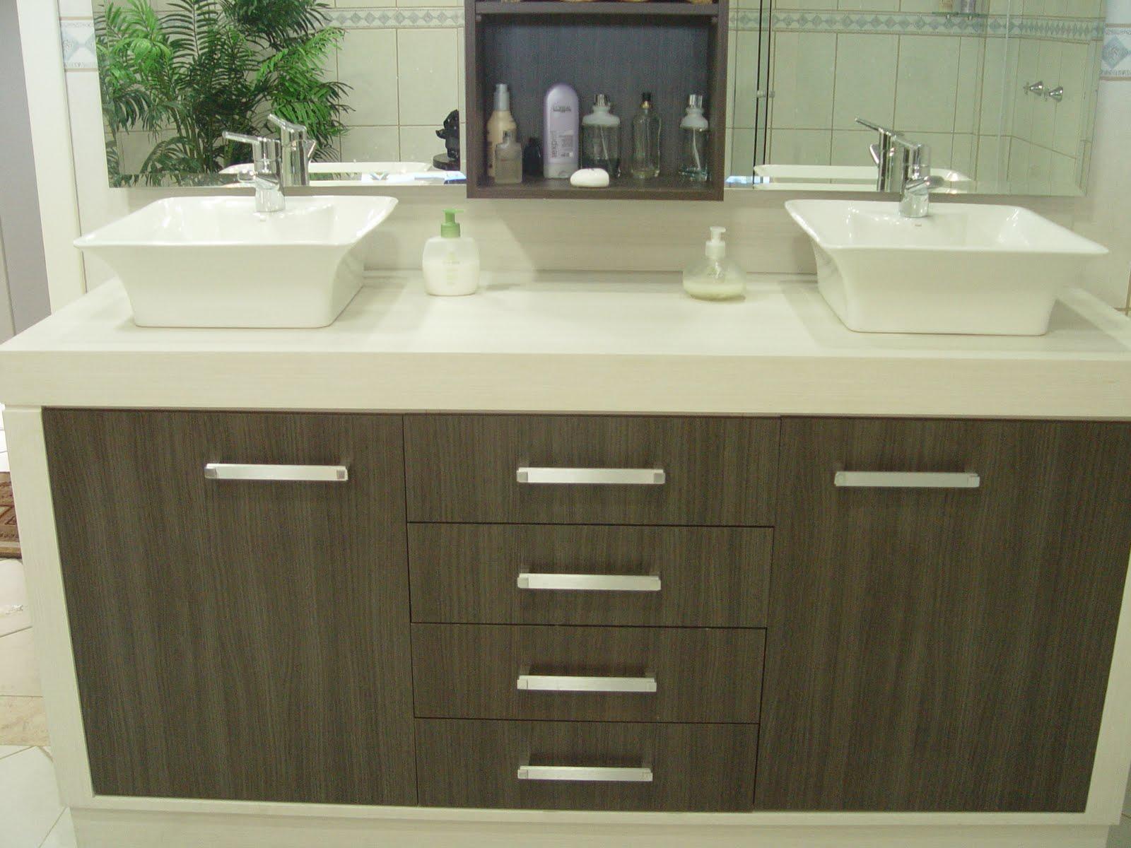 Imagens de #49633B Móveis Tezza: Banheiros Sociais e Suítes 1600x1200 px 3710 Banheiros Planejados Suite