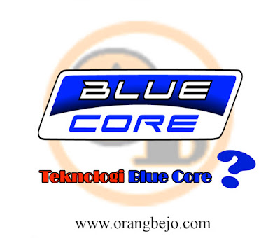 pengertian blue core