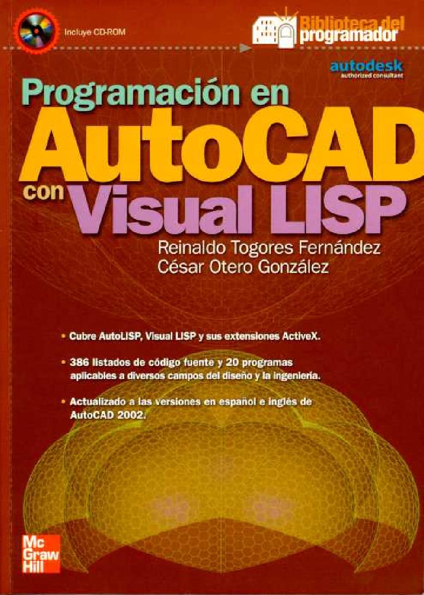 Programación en Autocad con Visual Lisp