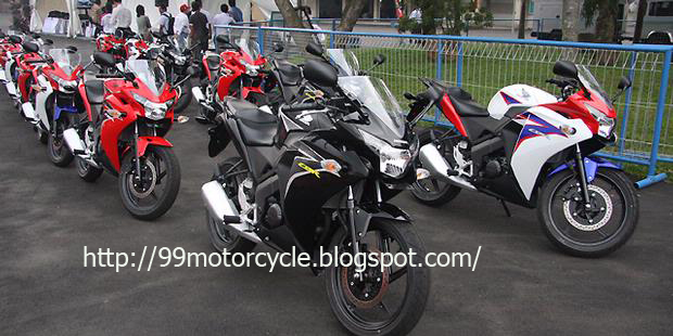 Perhaps,the presence of the CBR may have been preceded by the 250R  title=