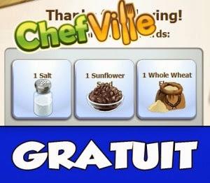 ChefVille Facebook Yeni Chefville Hile Ve Ödülleri 16.05.2014