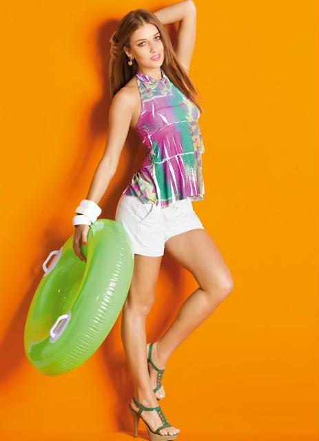 roupas estampadas verão 2012/2013