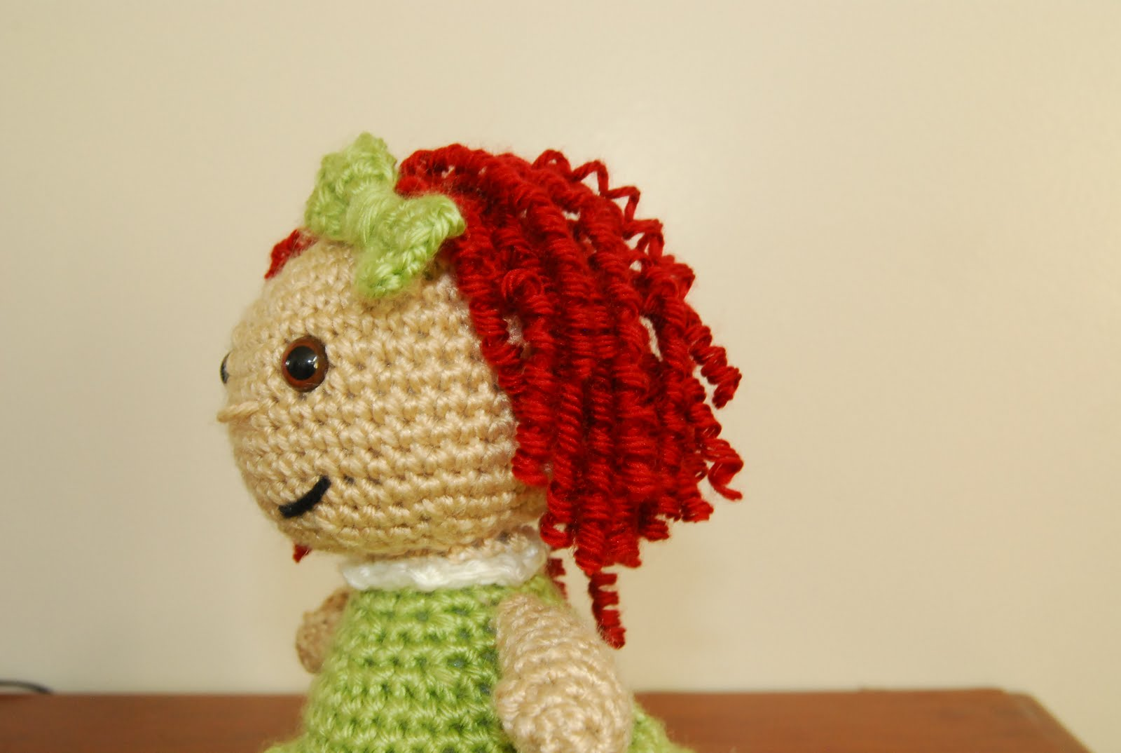 Amigurumi Hair Curly : Sam the SAHM: Curling Yarn Hair