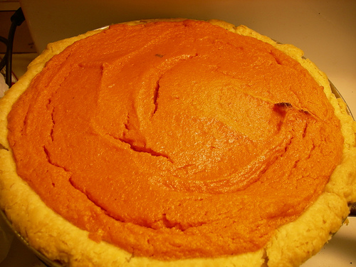 Where can you find a good sweet potato pie recipe?