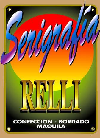 SERIGRAFIA RELLI