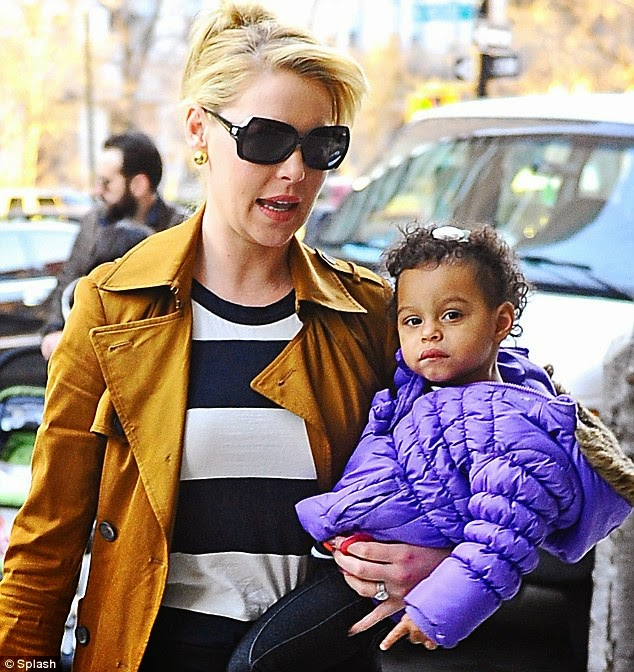 Kids of Katherine Heigl