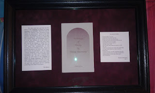 framed Anthology of Poetry by Young Americans book
