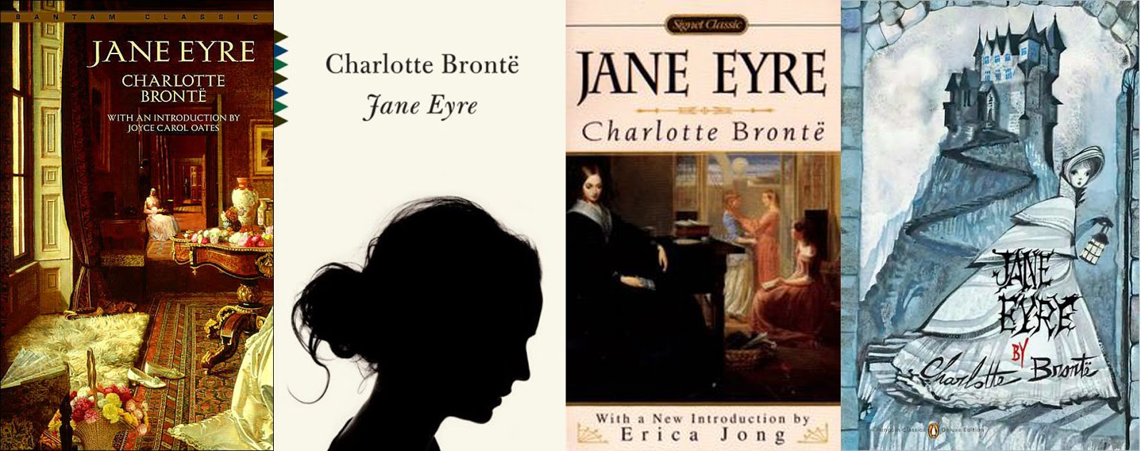 brontë s jane eyre ideas of She wanted to learn to express her ideas by the rise and fall of jane - a new jane eyre novel from a bronte lover- the rise and fall of jane.
