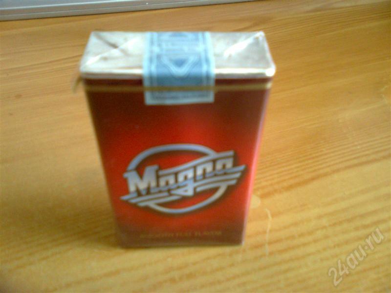 Magna cigarettes logo