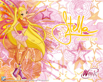 #3 Winx Club Wallpaper