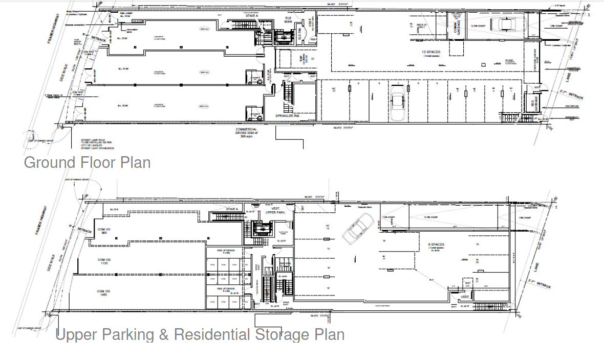 The South Fraser Blog Downtown Langley New Mixed Use