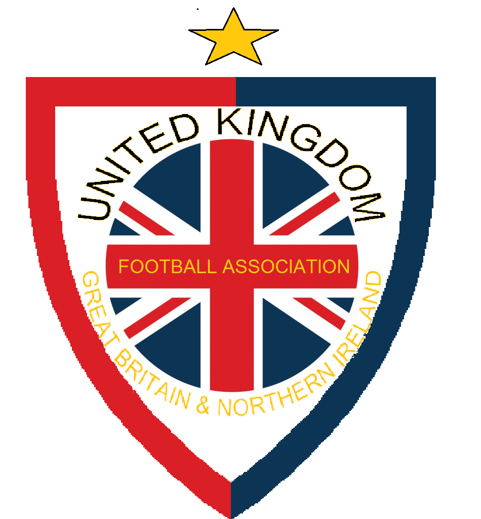 Sams flags uk football badge so what would a uk team badge look like my first two attempts tried to include the union jack biocorpaavc Choice Image