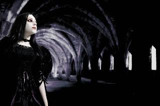 Lost Lullaby Dark Gothic Wallpaper