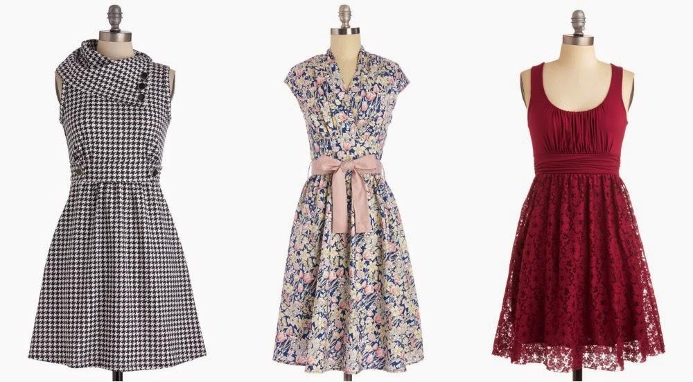 modcloth, sale, plus size, plus size dresses, plus size fashion, fatshion, dresses, floral print, modcloth sale, affiliate